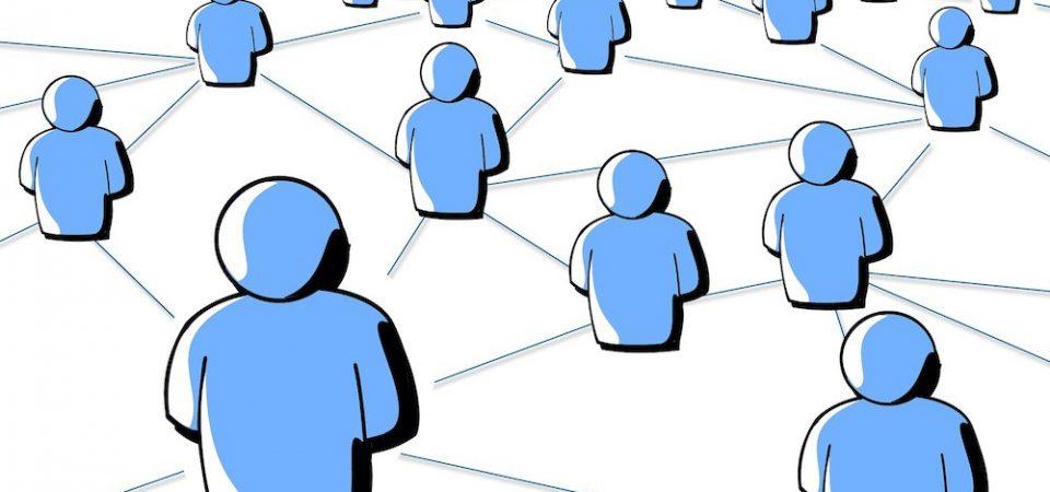 Mensen met een welbepaalde functie die toch deel uitmaken van hetzelfde werkveld