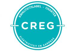 prijsvergelijker die werd erkend door de CREG