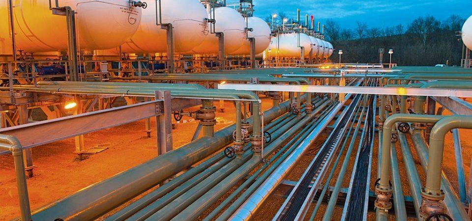 Aardgasleidingen