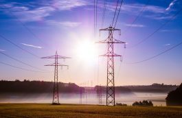 High-voltage electricity distribution current - Energyprice