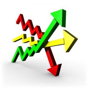 Een variabele elektriciteitsprijs kan in de loop van het contract veranderen.