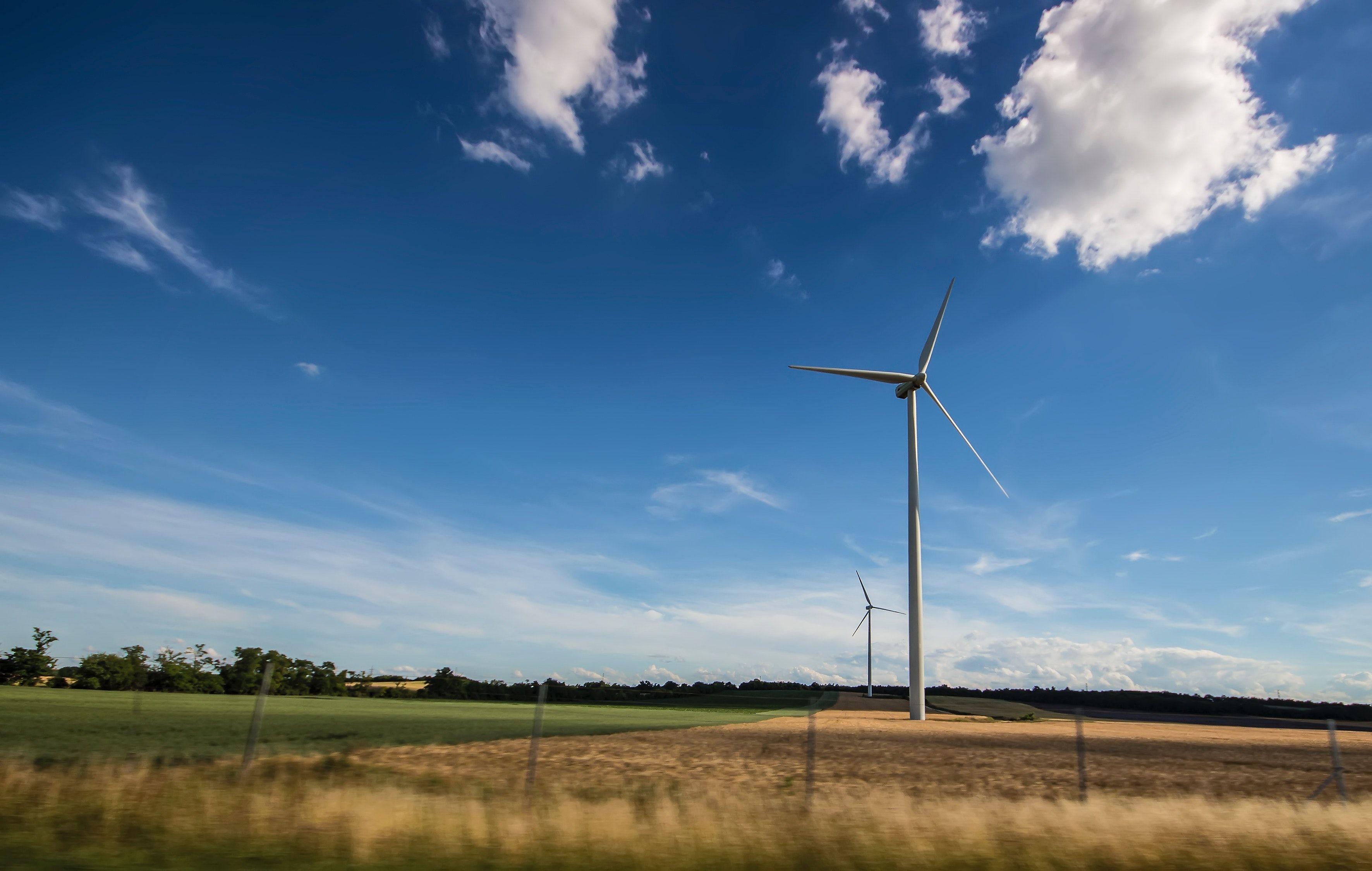 Windmolens - hernieuwbare energie - energie-vergelijker