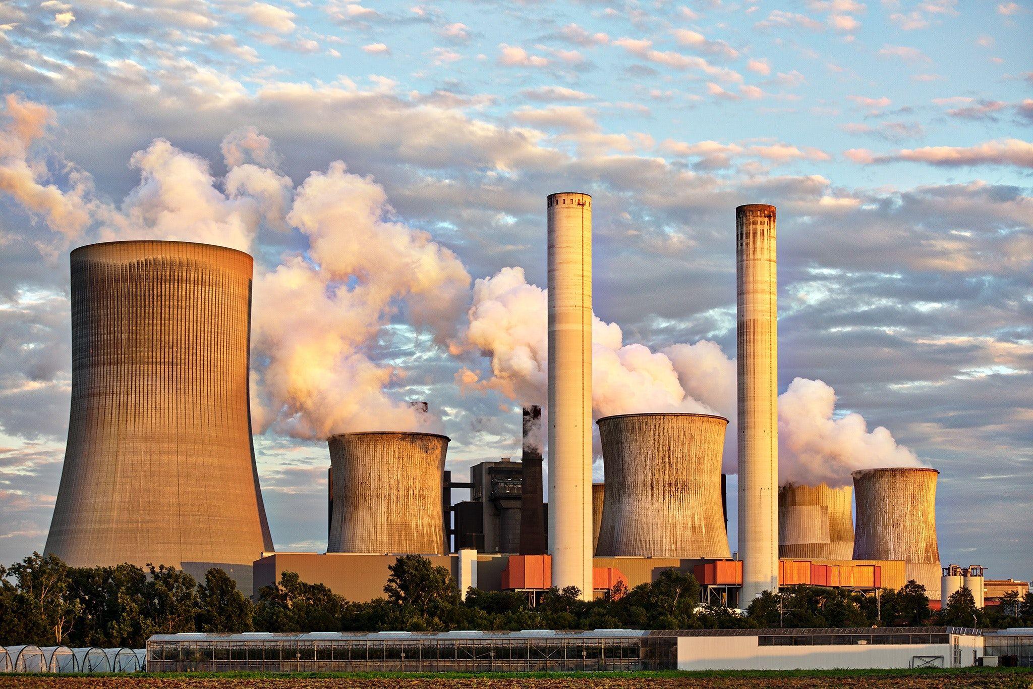 Kerncentrales - thermische centrale - energie-vergelijker