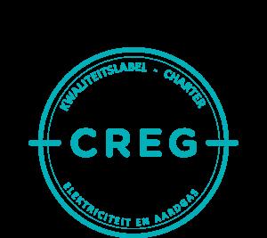 CREG kwaliteitslabel