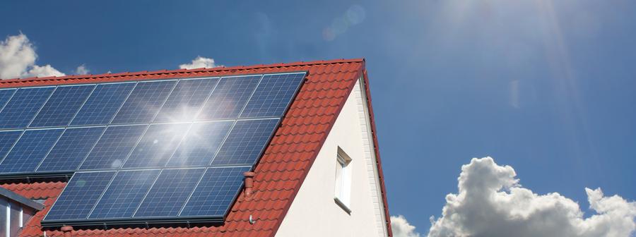 zonnepanelen einde van het compensatiesysteem